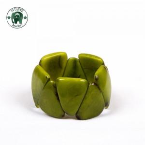 Bracelet B08, green